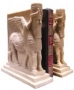 LAMASSU Bull bookend